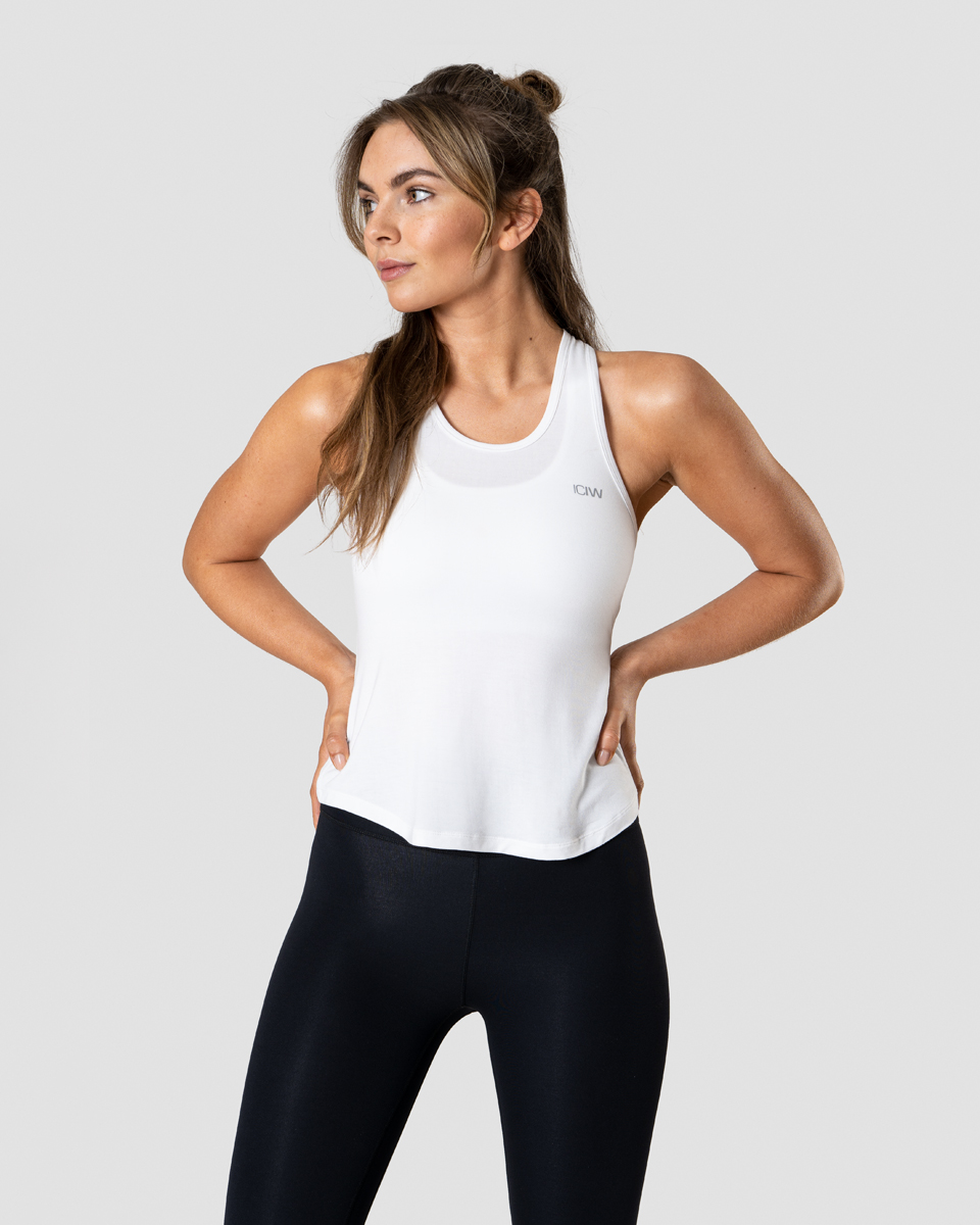 Everyday Tank Top White