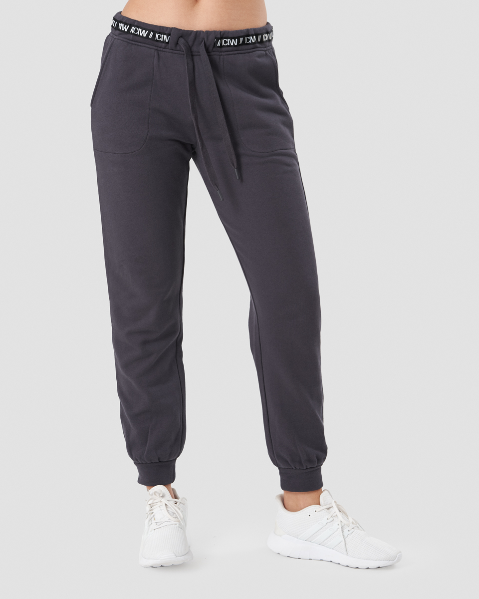 Chill Out Sweatpants Graphite Wmn